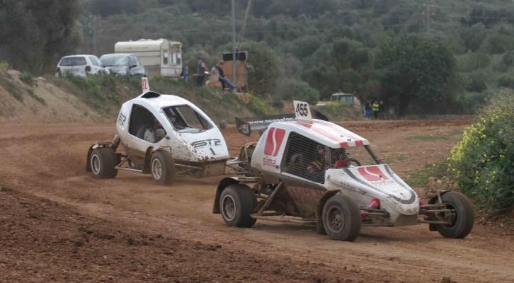 1º Autocross de Felanitx