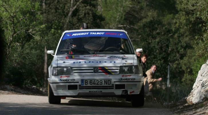 XII Oris Rally: 1ª y 2ª etapa Youngtimers