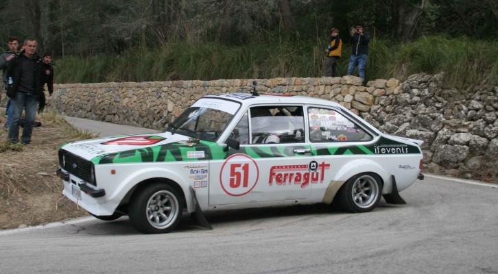 XII Oris Rally: Final