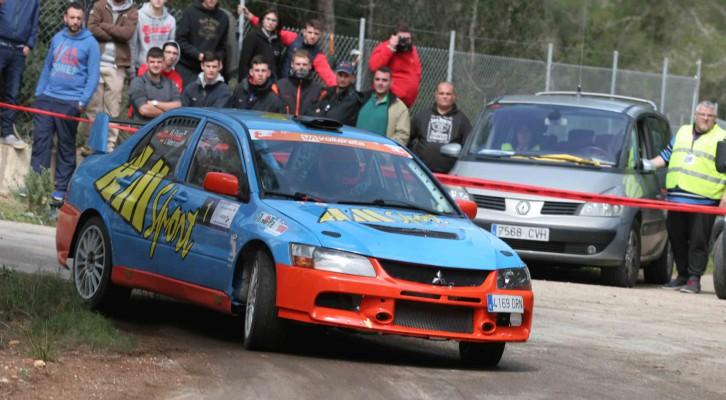 V Rallysprint Mitja Illa: victoria de Martorell-Fluxá