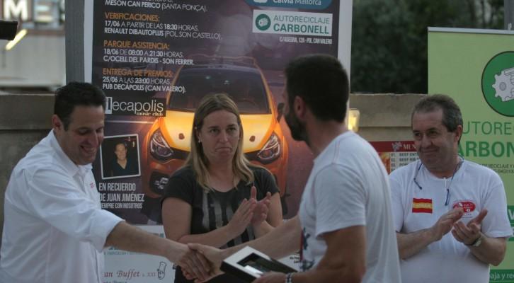 Avance 3º Rallysprint de l'Afició: Con récord de inscritos
