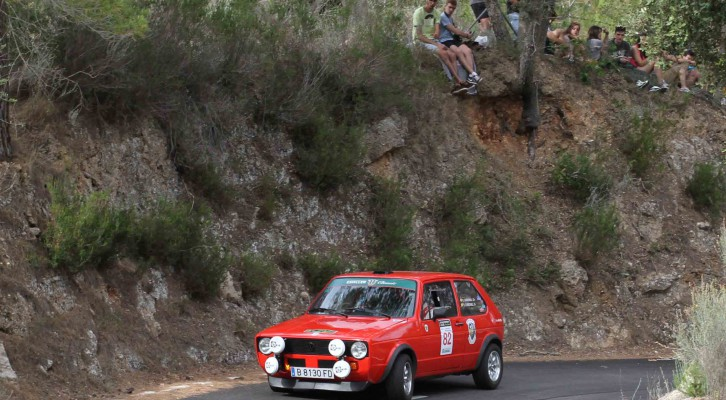 3º Rallysprint de l'Afició: Regularidad, Copas y Trofeos