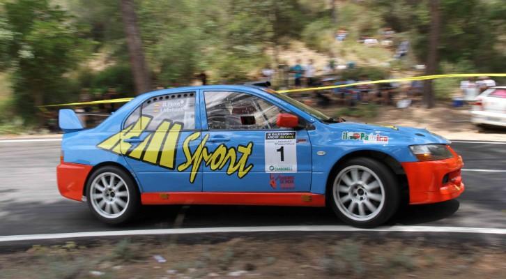 3º Rallysprint de l'Afició: Competición