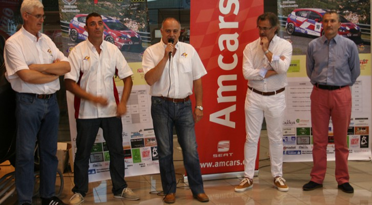 Presentación 7º Rallye Vall de Sant Pere