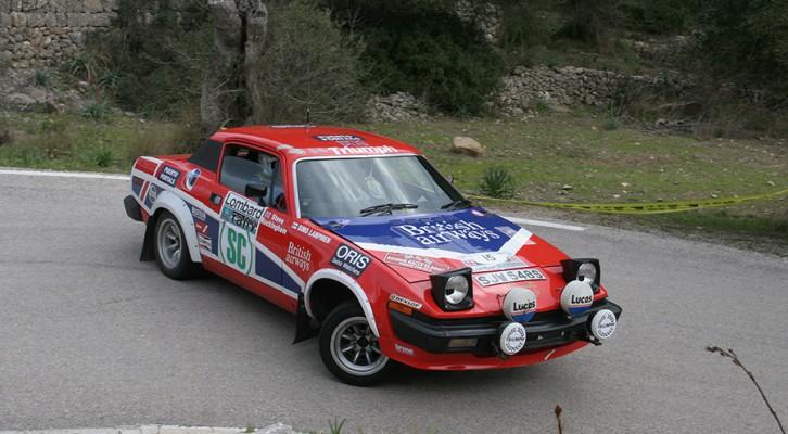 Avance XIII Oris Rallye Clásico
