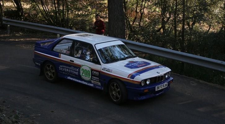 XIII Oris Rallye Clásico: Categoría Legend para Whale-Bull
