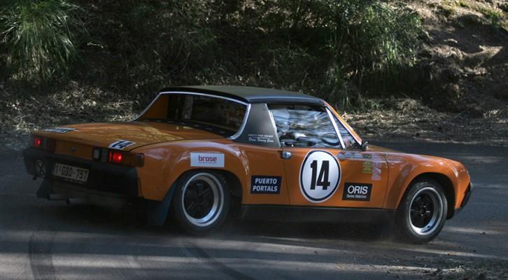 XIII Oris Rally Clásico: Regularidad para Maes-Pyck