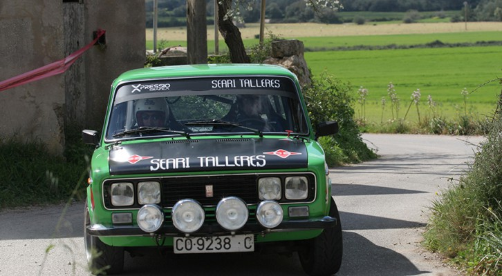 V Rallysprint Mitja Illa: Regularidad