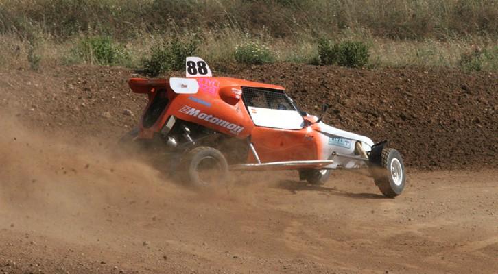 4ª Carrera Autocross Felanitx: cambios.