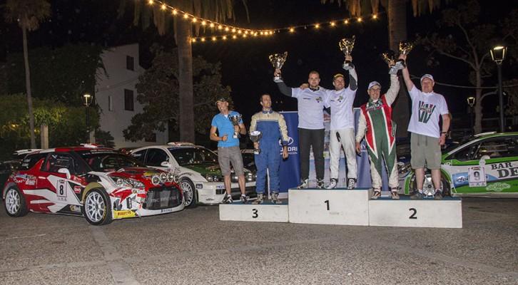 8º Rallye Vall de Sant Pere: Victoria de Seguí-López en competición