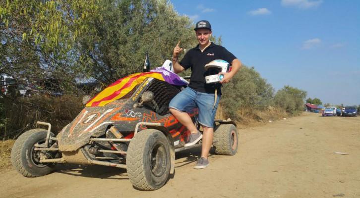 Juanjo Moll de nuevo campeón de España