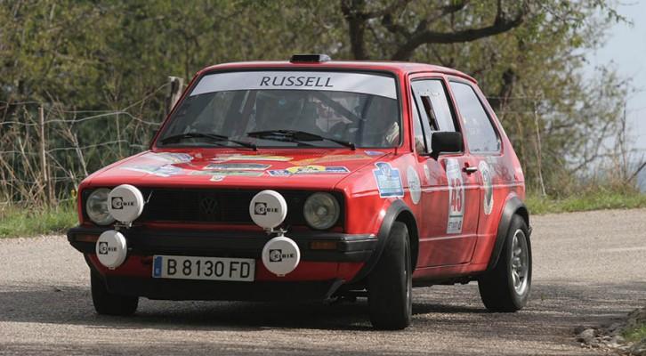 I Rallye Villa de Lloseta: Regularidad Sport