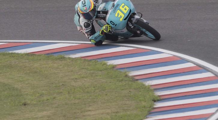 Joan Mir campeón del mundo de Moto3