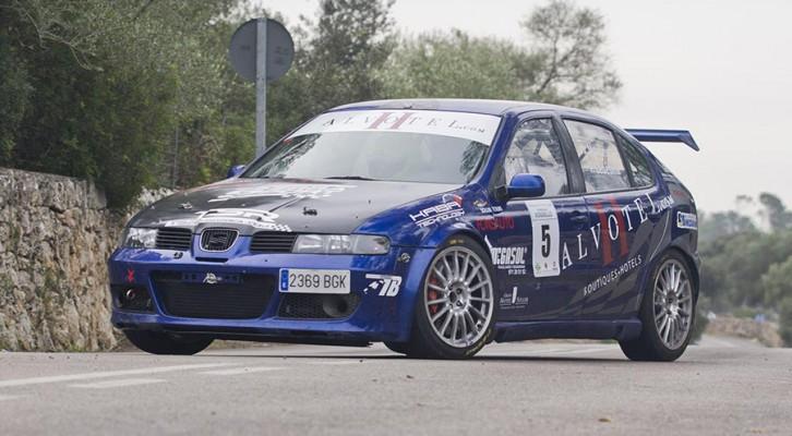 VIII Rallye TR Conservas Rosselló: Competición