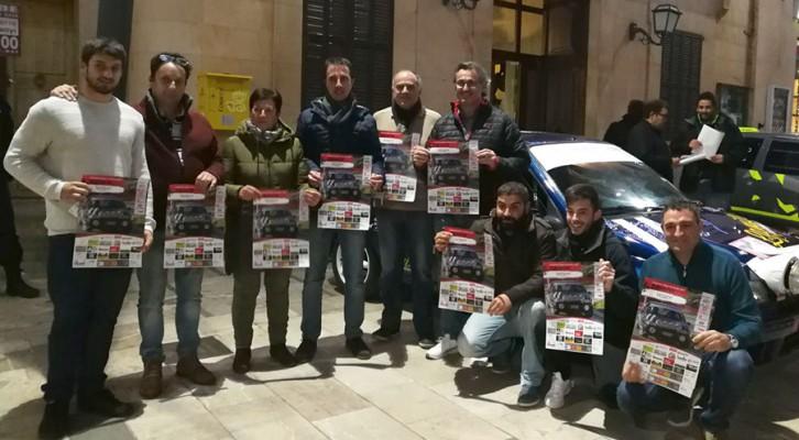 Presentación 2º Rallysprint de Santanyí