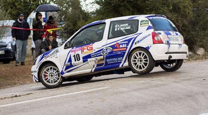 2º Rallysprint de Santanyí: Competición