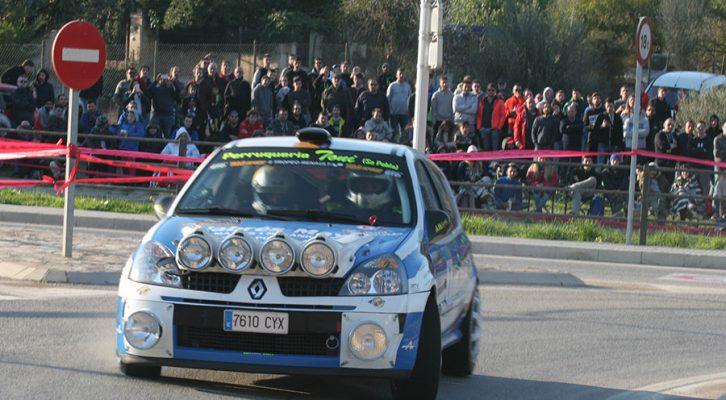 4º Rallye Sol de Ponent: Competición