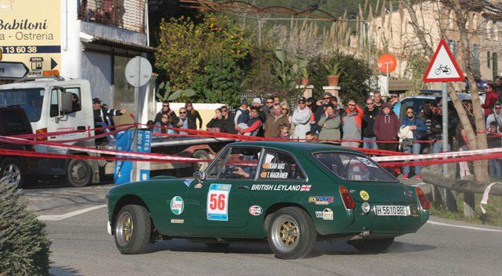 4º Rallye Sol de Ponent: Regularidad