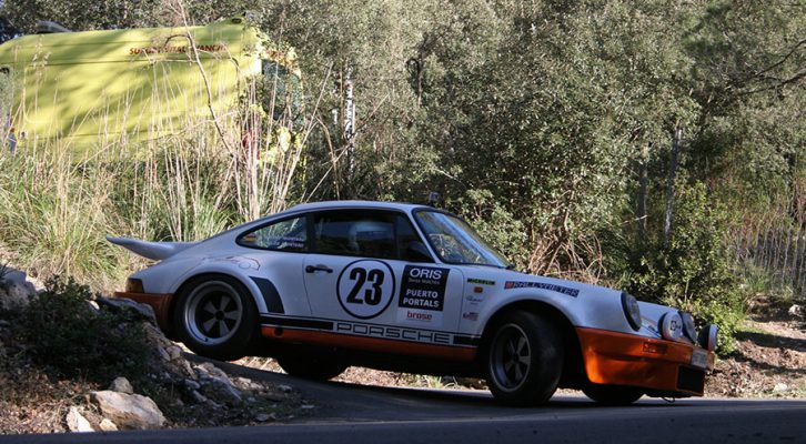 Avance Rallye Clásico Isla Mallorca 2018
