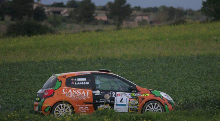 VII Rallysprint Mitja Illa: Competición