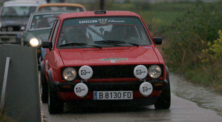VII Rallysprint Mitja Illa: Regularidad Sport