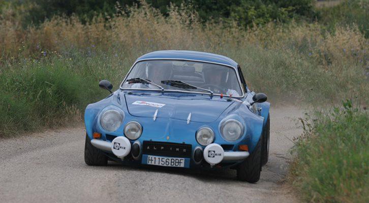 I Rallye de Llevant: Regularidad Sport