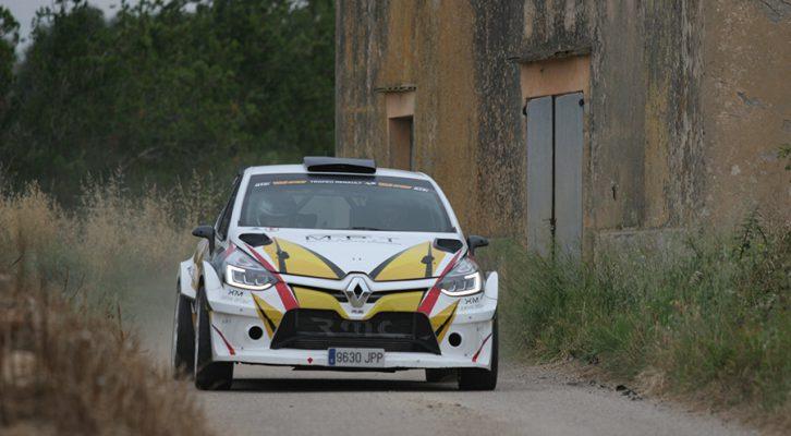 I Rallye de Llevant: Competición