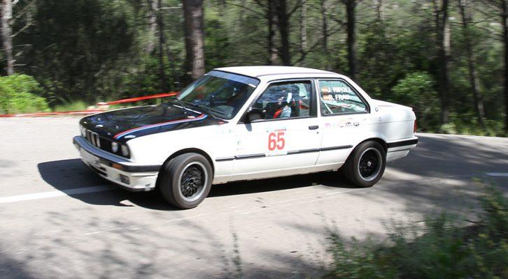 5º Rallysprint de l'Afició: Regularidad