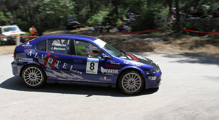 5º Rallysprint de l'Afició: Competició