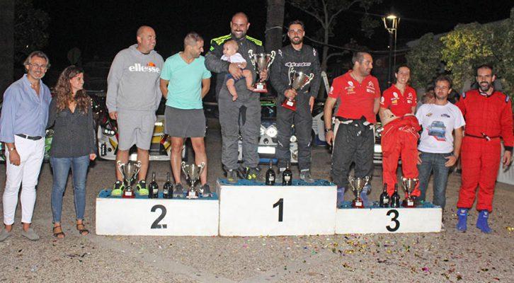 9º Rallye Vall de Sant Pere: Competición