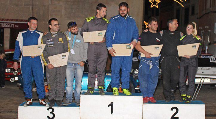 3º Rallysprint de Santanyí: Competición