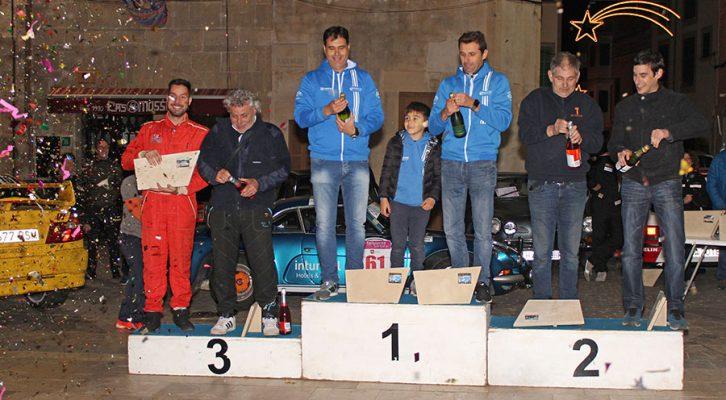 3º Rallysprint de Santanyí: Regularidad Sport