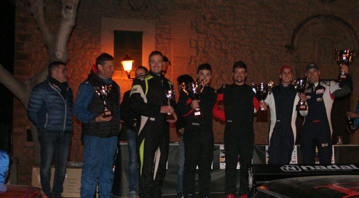 5º Rallye Sol de Ponent: Competición