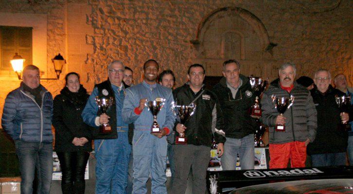 5º Rallye Sol de Ponent: Regularidad Sport