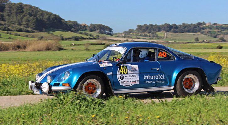 I Rallysprint de Manacor: Regularidad Sport