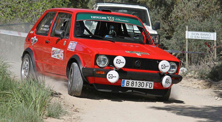 VIII Rallysprint Mitja Illa: Regularidad Sport