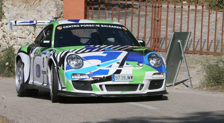 6º Rallysprint de l'Afició: Competición