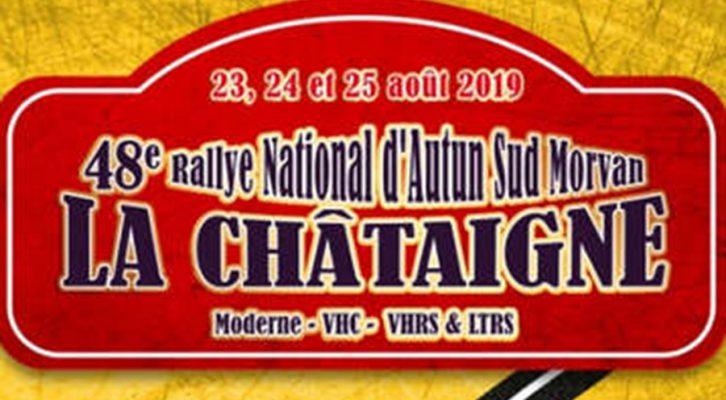 Xisco Manresa-Miquel Binimelis en el 48º Rallye d'Autun