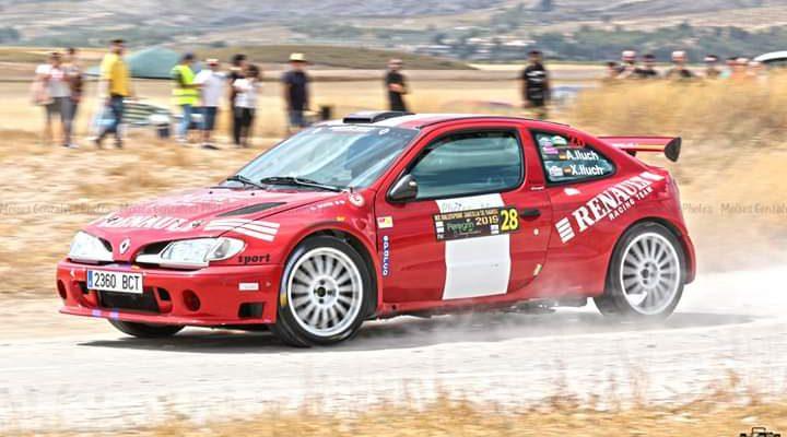 Mallorquines en el Rallysprint de Zarcilla (Murcia)