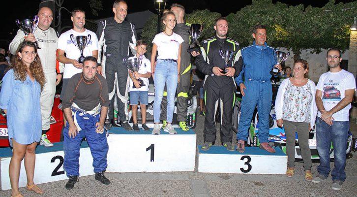 10º Rallye Vall de Sant Pere: Competición