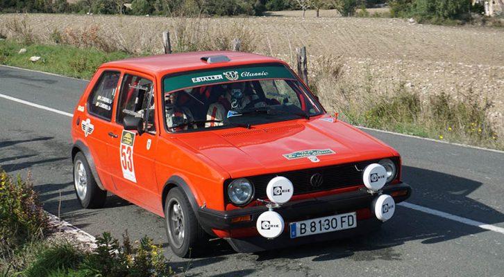 2º Rallysprint C. Rosselló-Vila de Sineu: Regularidad Sport