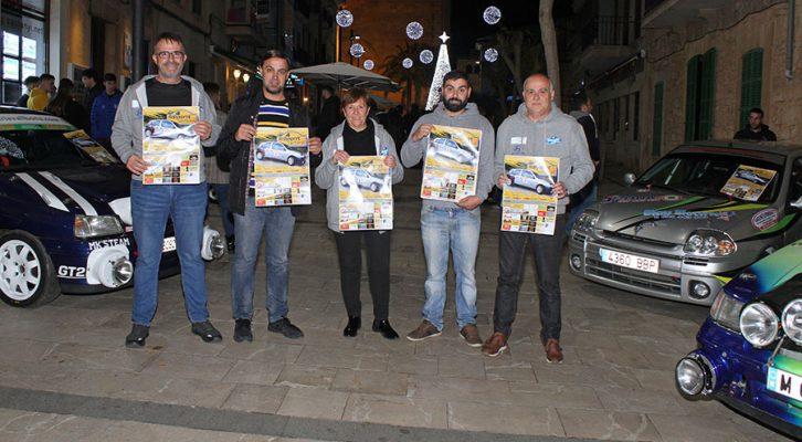 Presentación 4º Rallysprint de Santanyí