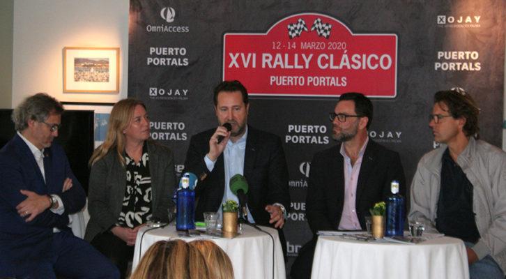 Presentación XVI Rally Clásico