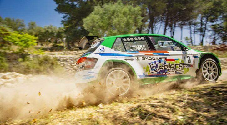 VII Rallyprint de l'Afició: Competición