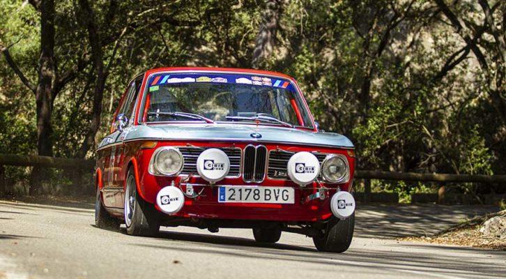 VII Rallysprint de l'Afició: Reguaridad Sport