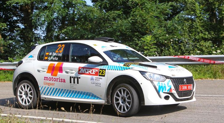 Miguel Socias regresa a los rallyes