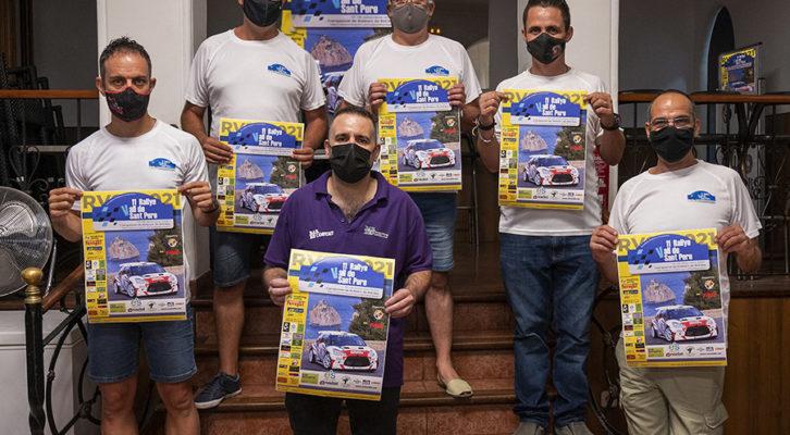 Presentación del 11º Rallye Vall de Sant Pere