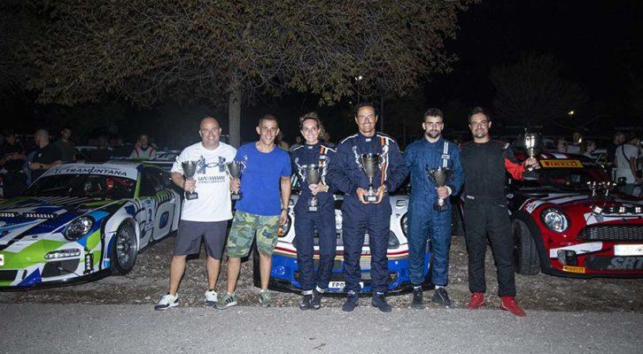11º Rallye Vall de Sant Pere: Competició