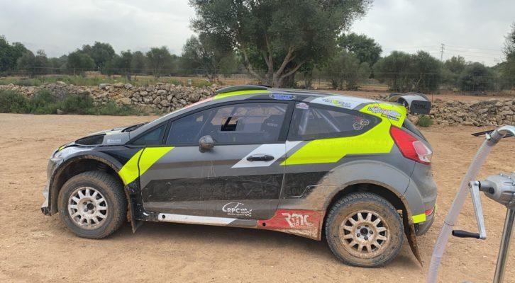 Lorenzo Perelló cambia de vehículo